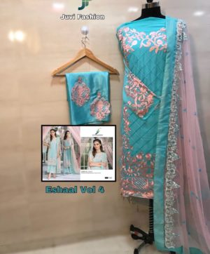 JUVI FASHION MEHENOOR SUITS ONLINE