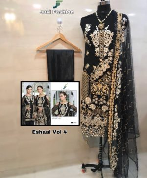 JUVI FASHION PAKISTANI SUITS COLLECTION
