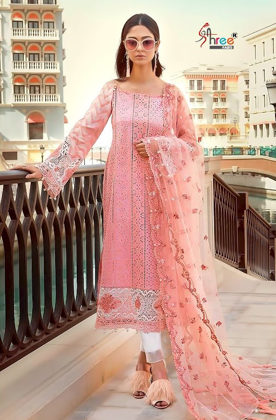 MARIYA B LAWN BLOCK BUSTER SHREE FABS WHOLESALE