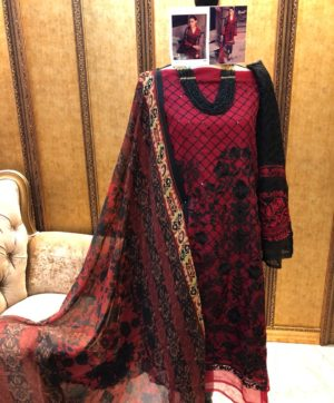 COSMOS AAYRA LATEST PAKISTANI SUITS COLLECTION2