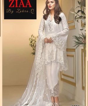 ZIAA ZAHRA Q PAKISTANI SUITS SUPPLIER