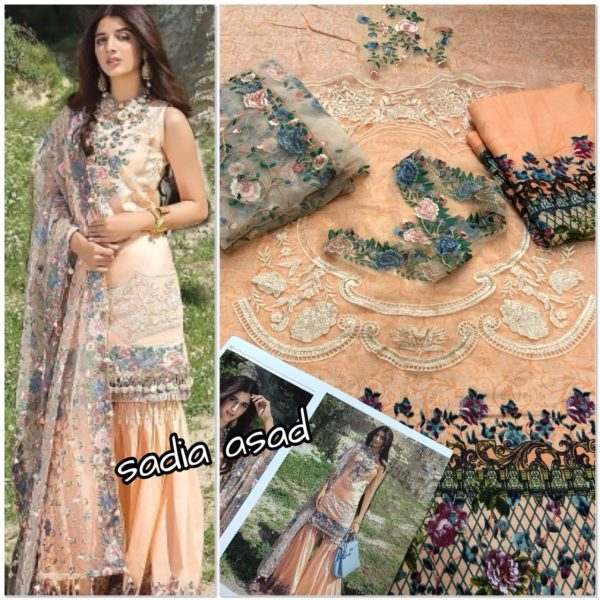 SHREE FABS PAKISTANI SUITS IN SINGLE PIECE WHOLESALE