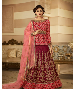 AASHIRWAD GLORY PARTY WEAR SALWAR SUIT (2)