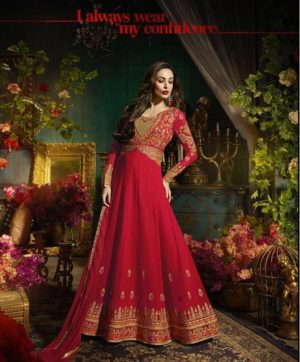 FIONA ZARA VOL 6 PARTY WEAR SALWAR SUITS (3)
