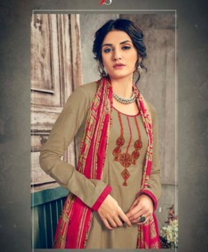 ADDICTION PAKISTANI SALWAR SUITS IN BY DEEPSY WHOLESALE