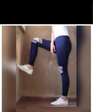 KNEE CUT LEGGING (6)