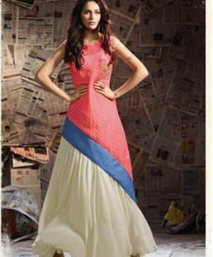 BUY MUGDHA TRENDY KURTIS ONLINE IN SINGLE AT CHEAPEST PRICE