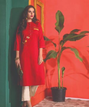 BUY STRAIGHT KURTIS ONLINE AT CHEAPEST RATE BY S4U ONLINE