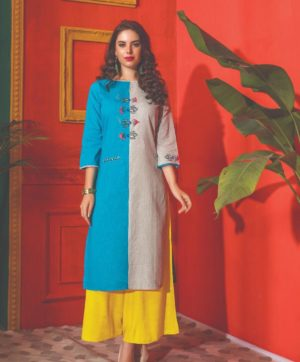 BUY INLINE KURTIS AT CHEAPEST RATE BY S4U ONLINE WHOLESALE