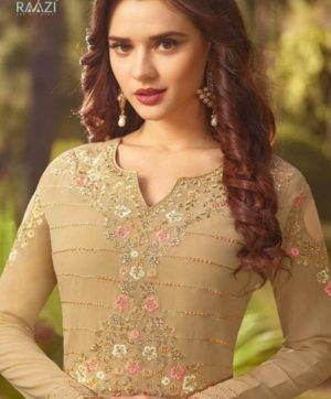 RAMA RAAZI DESIGN NO 20018 IN SINGLE AT WHOLESALE RATE