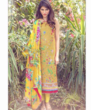 SHREE FAB AL KARAM PAKISTANI SALWAR SUITS WHOLESALE