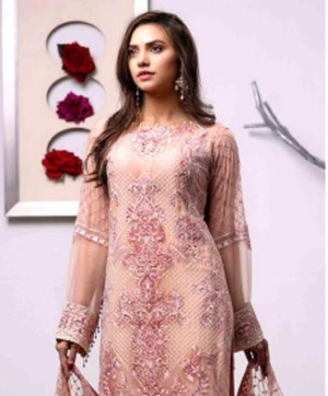 JUVI FASHION ZEBAISH PAKISTANI SALWAR SUITS IN SINGLE AT BEST PRICE