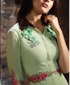 MUGDHA TRTENDY KURTIS BUY ONLINE IN SINGLE