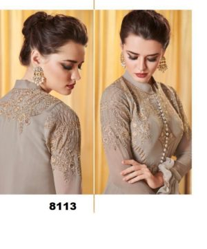 LONDON DREAM BY AASHIRWAD GOWN STYLE IN SINGLE