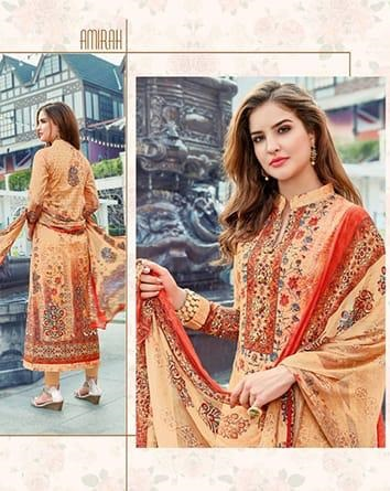 AMIRAH SALWAR SUITS IN SINGLE