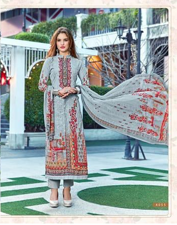 AMIRAH VOL 5 SALWAR SUITS WHOLESALE IN SINGLE