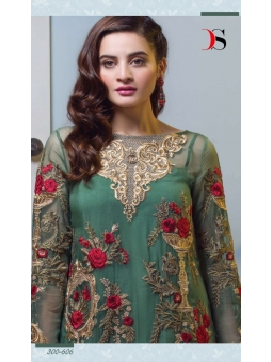 DEEPSY IMORZIA VOL 4 PAKISTANI SALWAR SUITS WHOLESALE