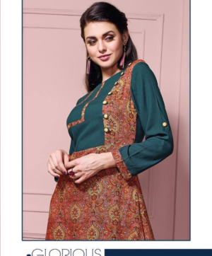 KARMA TUCUTE VOL 8 KURTIS IN SINGLE WHOLESALE