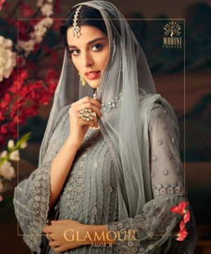 MOHINI GLAMOUR VOL 54 SALWAR SUITS IN SINGLE