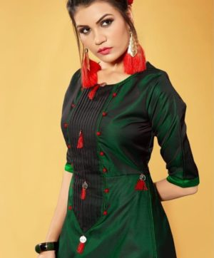 PEHNAVA KURTIS MANUFACTURER WHOLESALE SUPPLIER SURAT