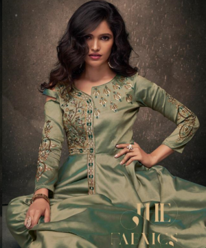 NAVYA VOL 12 BY VARDAN DESIGNER GOWN STYLE IN SINGLE