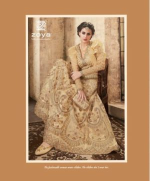 ZOYA BRIDAL LEHNGA WHOLESALE IN SINGLE
