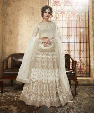 ZOYA HEAVY WEDDING WEAR LEHNGA IN SINGLE WHOLESALE