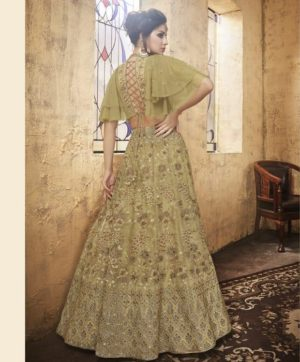 BUY ONLINE ZOYA LEHNGA ONLINE IN SINGLE WHOLESALE