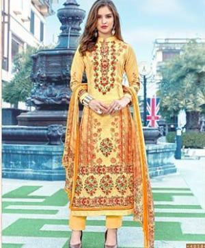AMIRAH VOL 5 CAMRIC COTTON SALWAR SUITS WHOLESALE