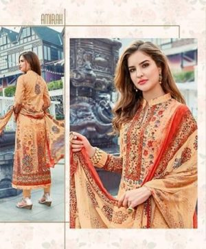 AMIRAH VOL 5 SALWAR SUITS WHOLESALE