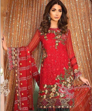 SHREE FAB FAIZA LUXURY VOL 9 SALWAR SUITS WHOLESALE IN SINGLE