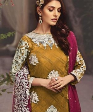 KILRUBA PAKISTANI SALWAR SUITS WHOLESALE IN SINGLE