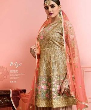 LT FABRICS NITYA GARARA COLLECTION HIT DESIGN IN SINGLE