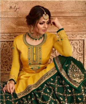 LT NITYA VOL 130 CATALOGUE SALWAR SUITS WHOLESALE