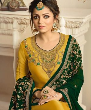 LT NITYA VOL 132 SALWAR SUITS WHOLESALE IN SINGLE