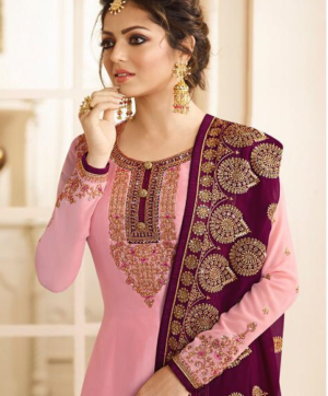 LT NITYA VOL 132 HEAVY SALWAR SUITS IN SINGLE WHOLESALE