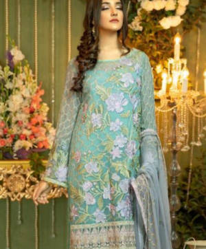NOOR E GHAZA BY JUVI FASHION