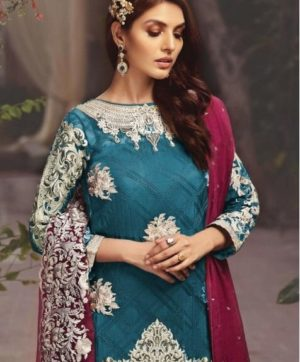 KILRUBA JANNAT GOLD VOL 2 SALWAR SUITS WHOLESALE IN SINGLE