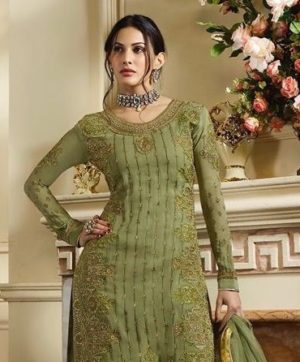 GLOSY AMYRA PAKISTANI SALWAR SUITS WHOLESALE