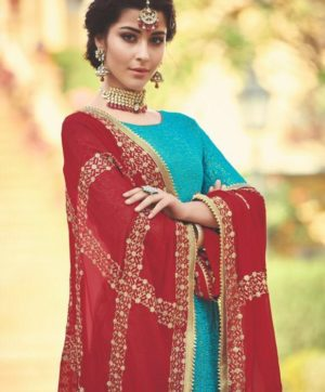 SALWAR SUITS WHOLESALE IN SINGLE