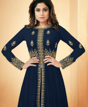 BUY ONLINE AASHIRWAD SHAMITA COLOR PLUS SUITS AT WHOLESALE PRICE
