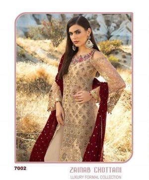 SHREE FAB ZAINAB CHOTTANI PAKISTANI SALWAR SUITS WHOLESALE