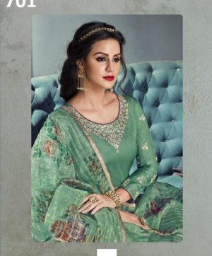 SYBELLA ROYAL HIGHNESS HEAVY SALWAR SUITS IN SINGLE AT WHOLESALE