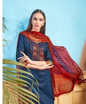 SHIV SARATHI ZAARA VOL 2 COTTON SALWAR SUITS WHOLESALE