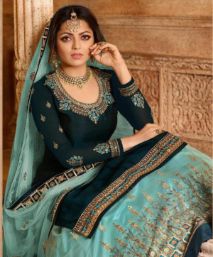 NITYA VOL 130 WHOLESALE SALWAR SUITS IN SINGLE