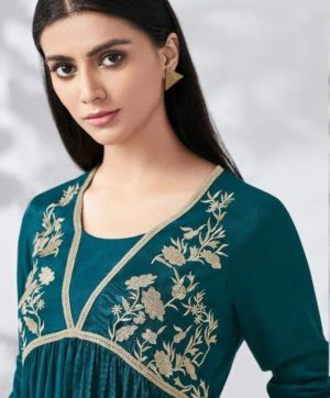 LT FABRICS ESSENTIALS COTTON KURTIS WHOLESALE