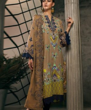 JUVI FASHION CRIMSON PAKISTANI SALWAR SUITS (2)