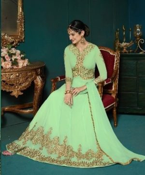 KIANNA WEDDING WEAR SALWAR SUITS WHOLESALE