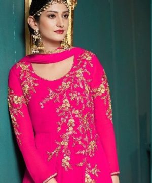 KIANNA KASI LONG SALWAR SUITS IN SINGLE WHOLESALE