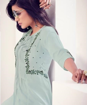 LT ESSENTIALS KURTIS WHOLESALE IN SINGLE WHOLESALE